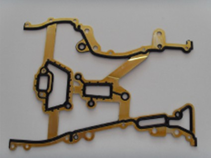 Timing cover gasket 70-33492-00, 09 157 567 Opel