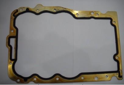 Mini W11B16A Oil pan Gasket 11 13 1487 221