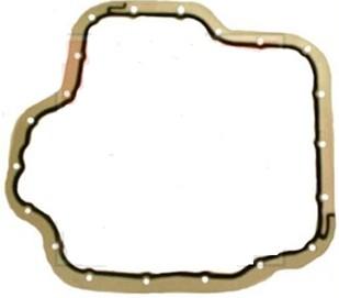 Opel X17DTL Oil pan gasket 652609