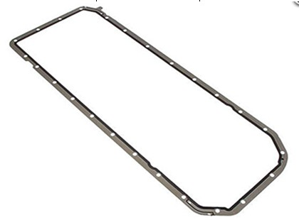 BMW Oil pan gasket 11131437237