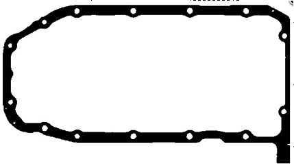 Opel Vectra, Omega 1.8-2.2 16V engine Oil pan gasket 24 422 441